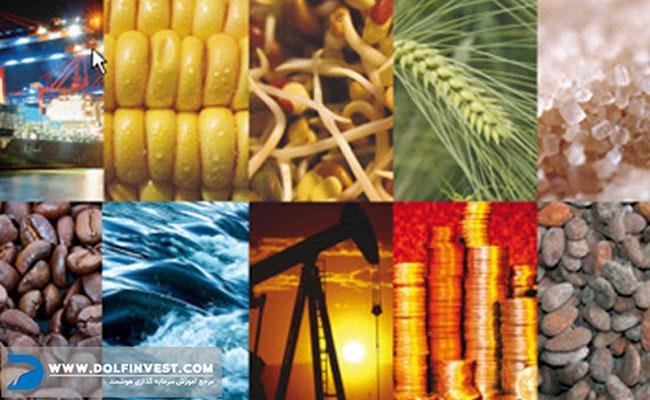 عوامل موثر بر قیمت کامودیتی