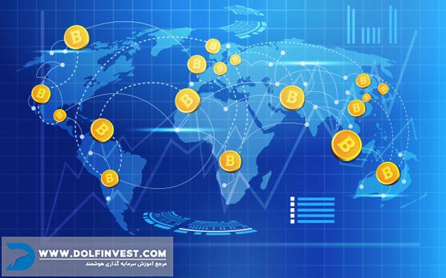 انتقال ارز دیجیتال از یک کیف پول به کیف پول دیگر