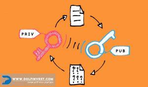 تفاوت کلید خصوصی و عمومی در بیت کوین